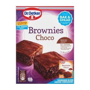 Dr. Oetker Brownies Chococolade product photo