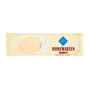 Van Zoelen Rijstwafels yoghurt product photo