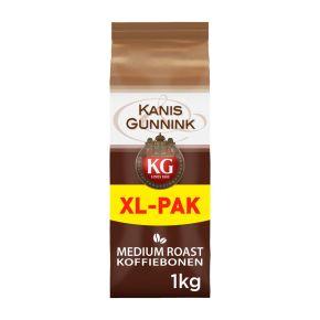 Kannis & Gunnink Medium roast bonen product photo