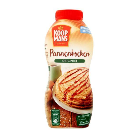 Koopmans Pannenkoeken schudfles origineel product photo