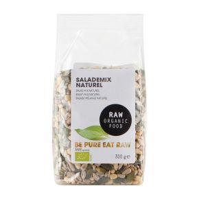 RAW Organic Food Salademix naturel product photo