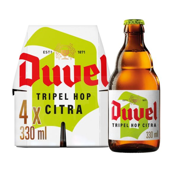 Duvel Blond Tripel hop 4pack product photo