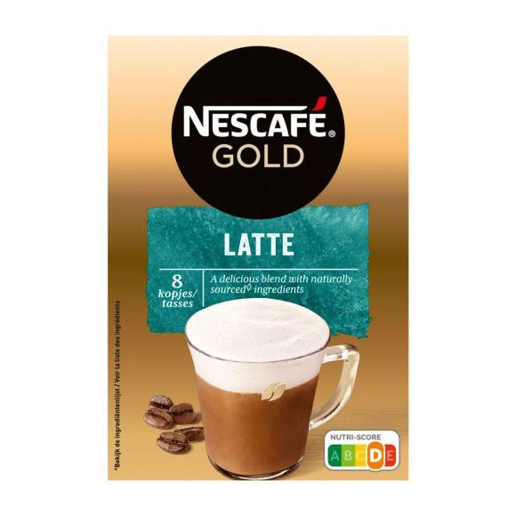 Nescafé Latte macchiato product photo