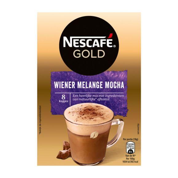 Nescafé Wiener melange mocha product photo