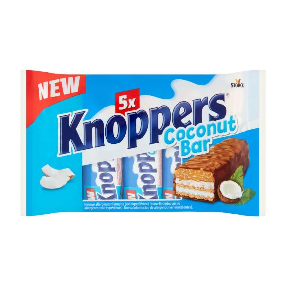 Knoppers Coconutbar 5-pack product photo