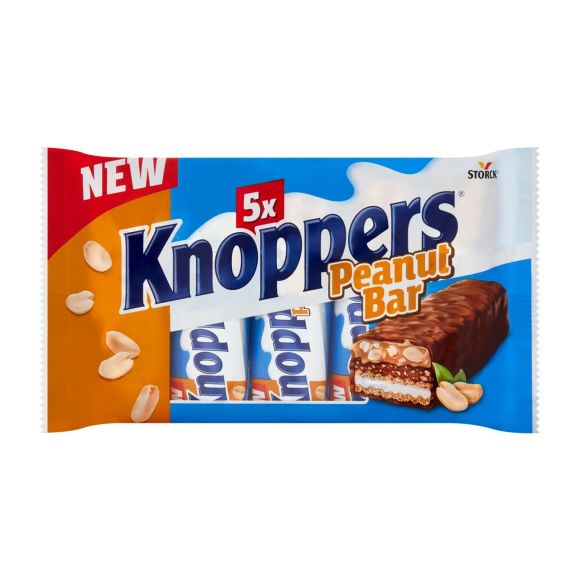 Knoppers Peanutbar 5-pack product photo