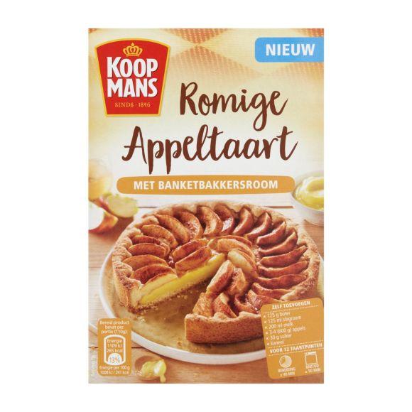 Koopmans Romige appeltaart product photo