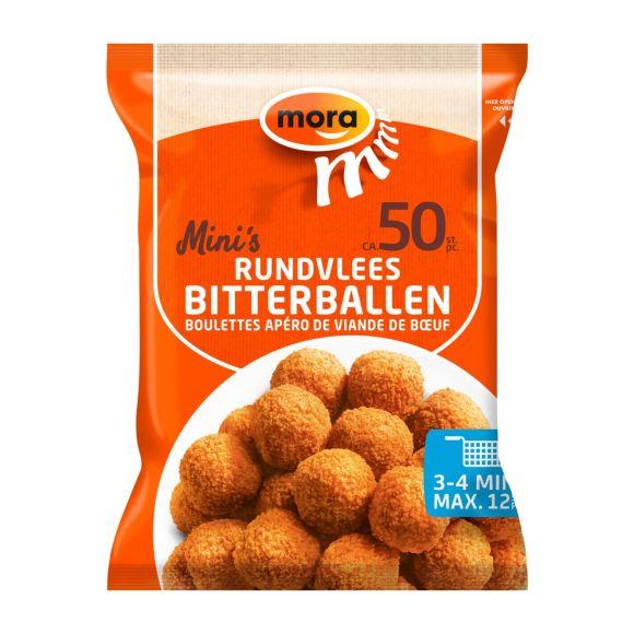 Mora Mini's Rundvlees bitterballen product photo