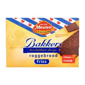 Van der Meulen Fries roggebrood product photo