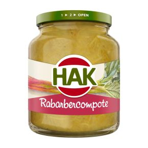 Hak Rabarber compote product photo