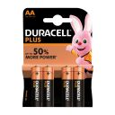 Duracell AA plus power LR6 product photo