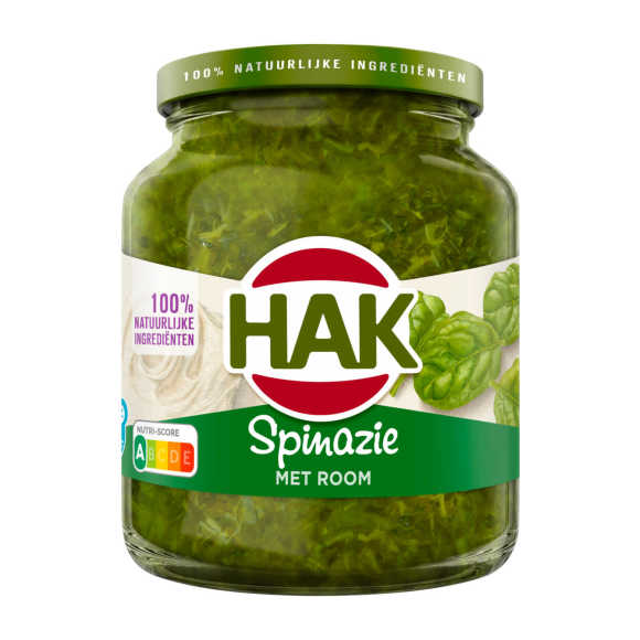 Hak Roomspinazie product photo