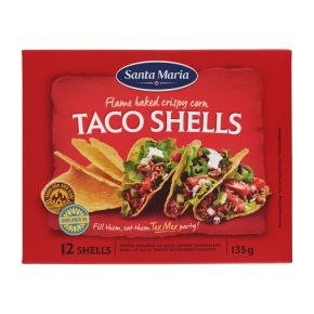 Santa Maria Taco Shells product photo
