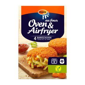 Mora Oven & Airfryer Bamischijven product photo