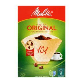 Melitta Original koffie filterzakjes product photo