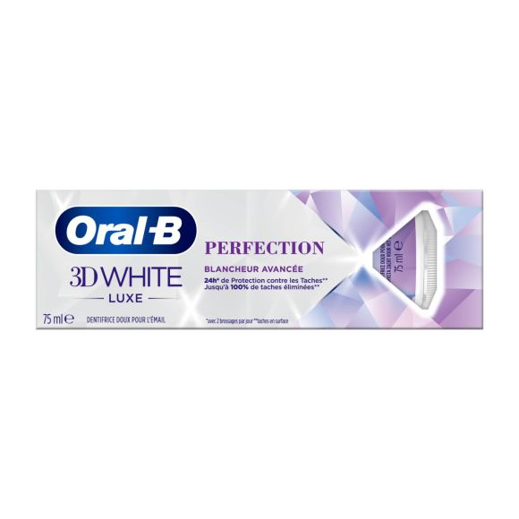 Oral-B 3D White luxe tandpasta product photo