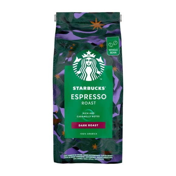 Starbucks Espresso dark roast bonen product photo