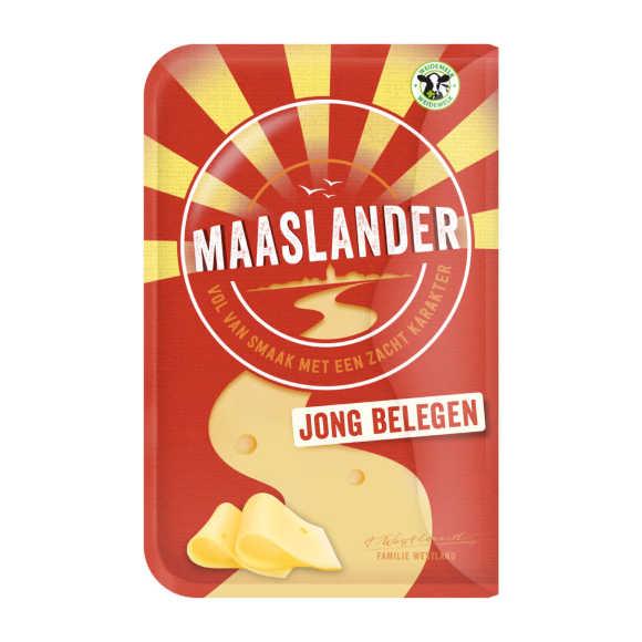 Maaslander Jong belegen 50+ plakken product photo
