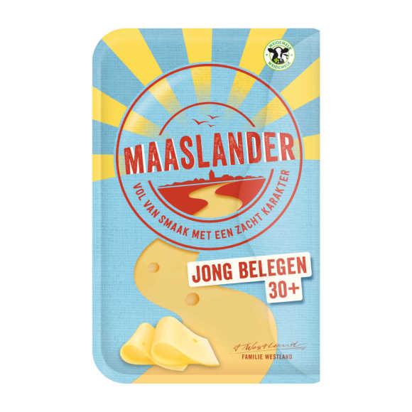 Maaslander Jong belegen 30+ plakken product photo