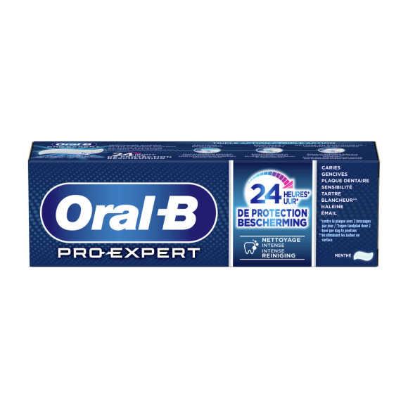 Oral-B Pro Expert intense reiniging tandpasta product photo