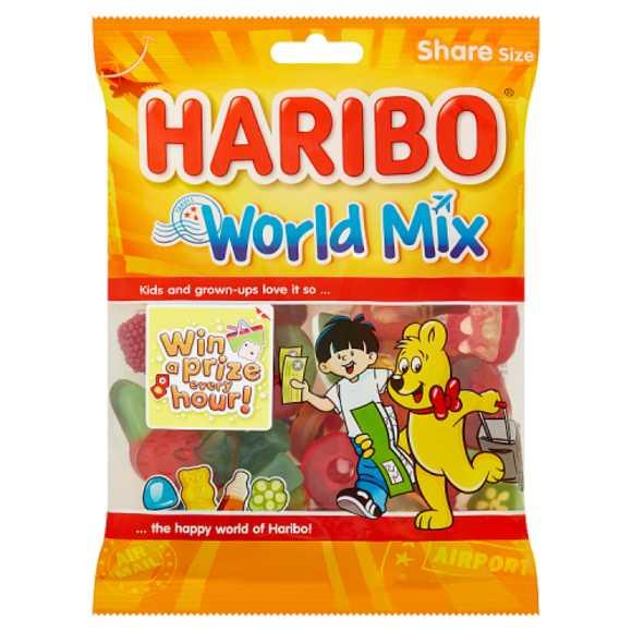 Haribo World mix product photo