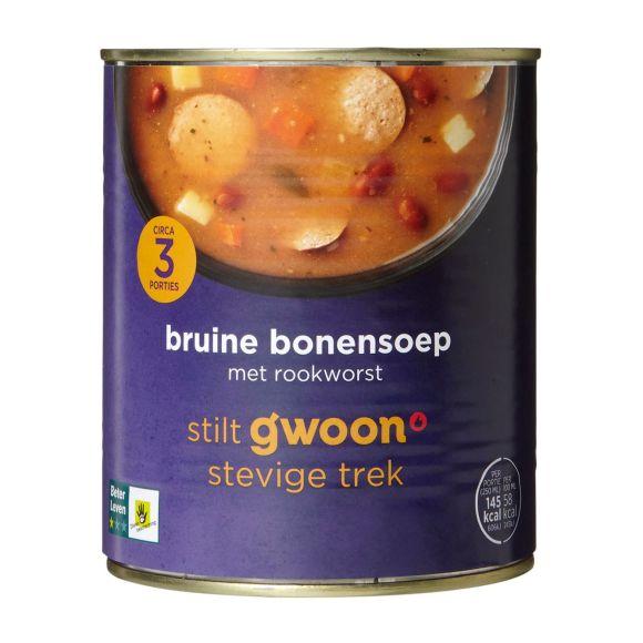g'woon Bruine bonensoep product photo