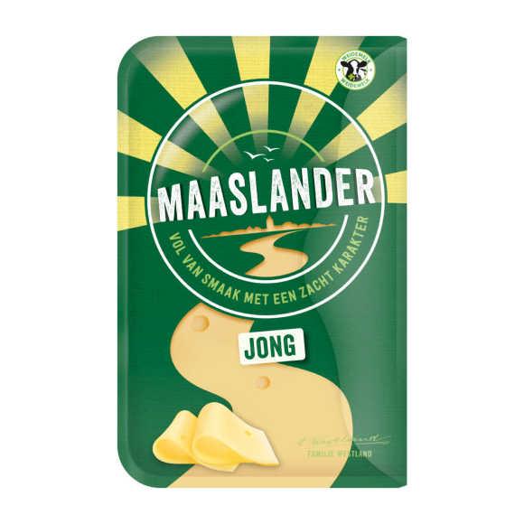 Maaslander Jong 50+ plakken product photo