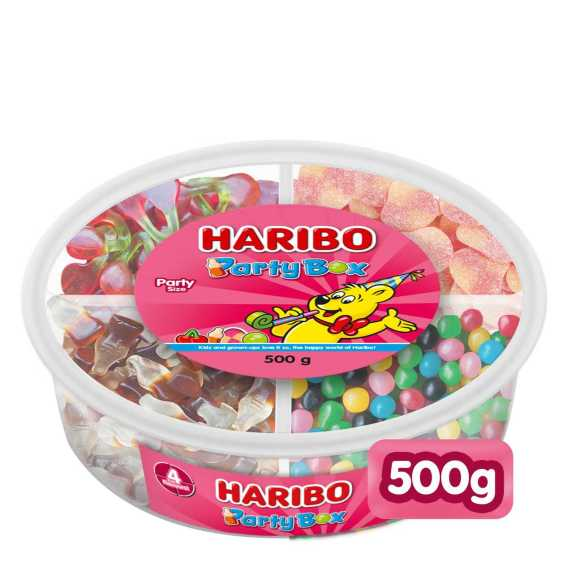 Haribo Party box product photo