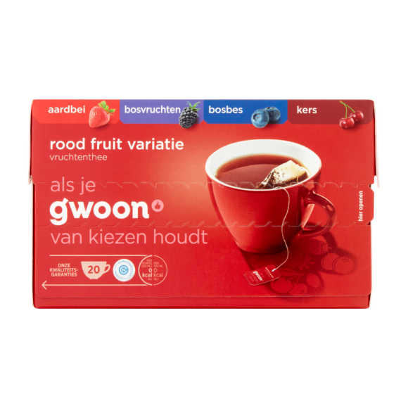 g'woon Rood fruit variatie product photo