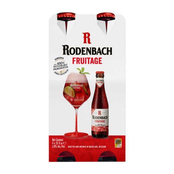 Rodenbach Fruitage bier fles product photo