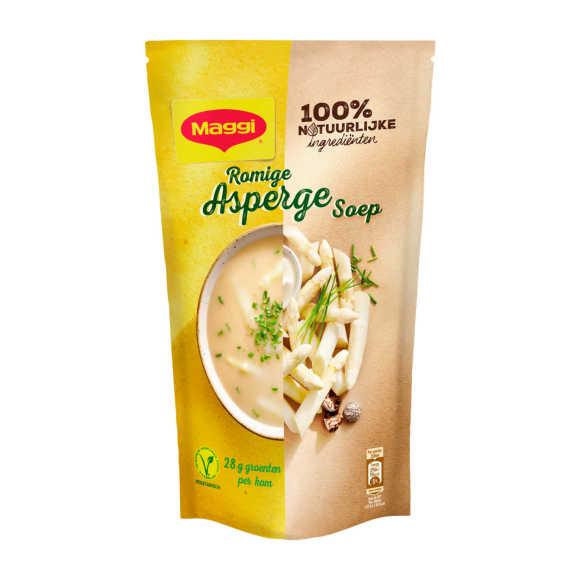 Maggi Soep in zak asperge product photo
