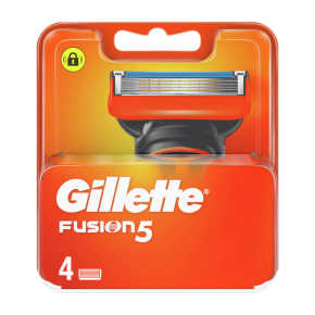 Gillette Scheermesjes fusion product photo
