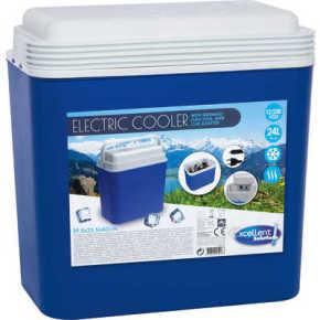 Koelbox 24 liter 12V/230V warm/koud product photo