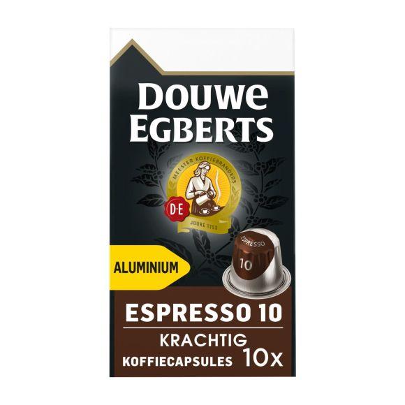 Douwe Egberts Espresso krachtig koffiecups product photo
