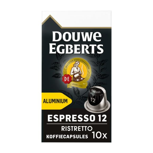 Douwe Egberts Espresso ristretto koffiecups product photo