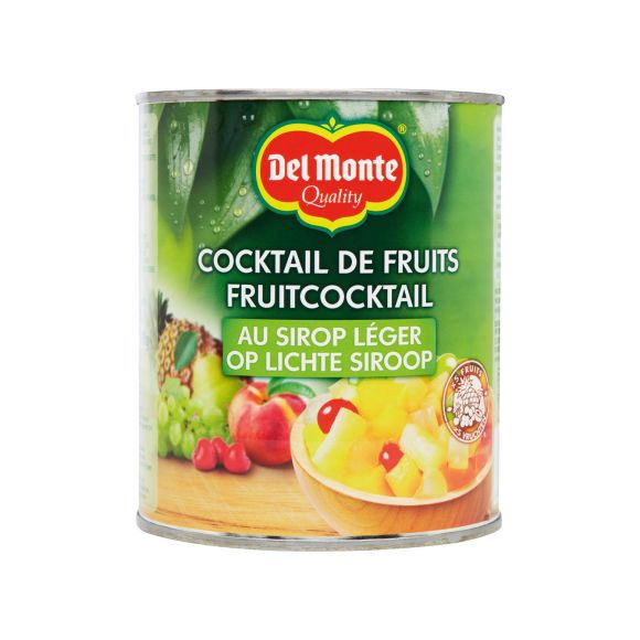 Del Monte Delmonte Fruitcocktail op Siroop product photo