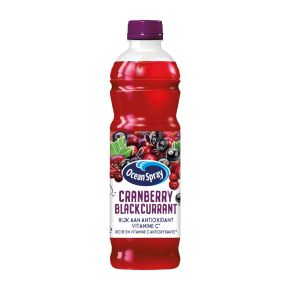 Ocean Spray Cranberry blackcurrant product photo