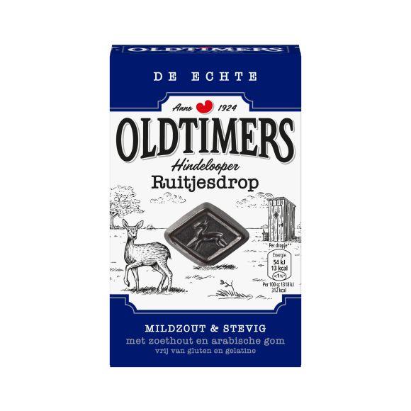 Oldtimers ruitjesdrop product photo