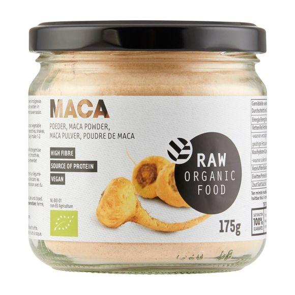 RAW Organic Food Maca high energy product photo