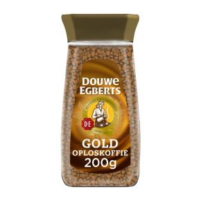 Douwe Egberts Pure gold oploskoffie product photo