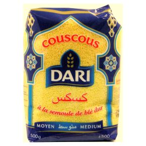 Dari Couscous medium product photo