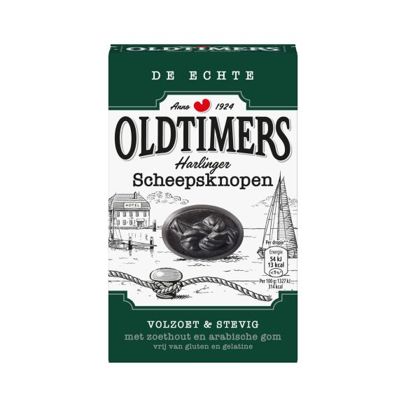 Oldtimers scheepsknopen product photo
