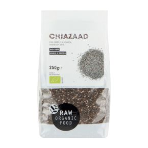 RAW Super Food Chiazaad biologisch product photo