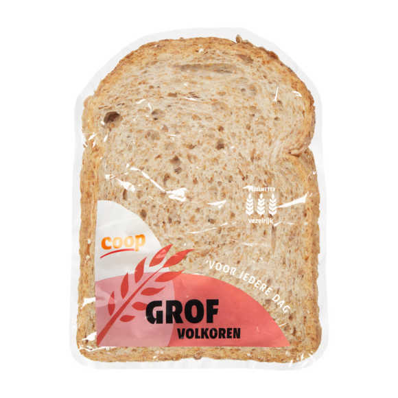 Grof volkorenbrood half product photo