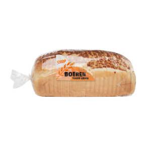 Boeren bruin tijger brood heel product photo
