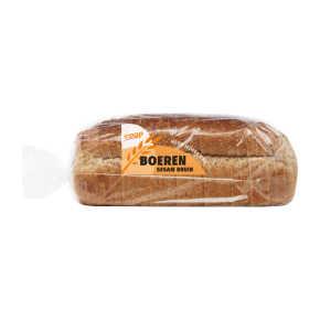 Boeren bruin sesambrood heel product photo
