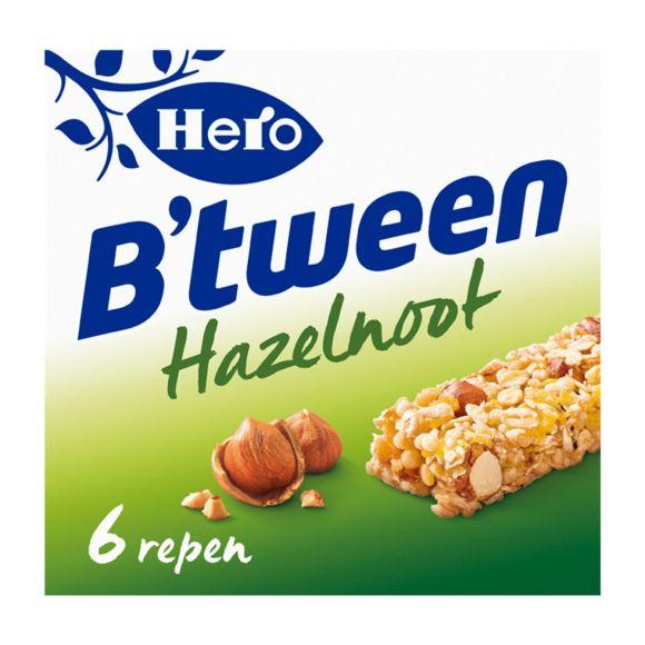 HERO B'tween Hazelnoot 6X25G product photo