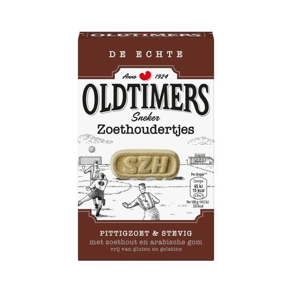 Oldtimers zoethoudertjes product photo