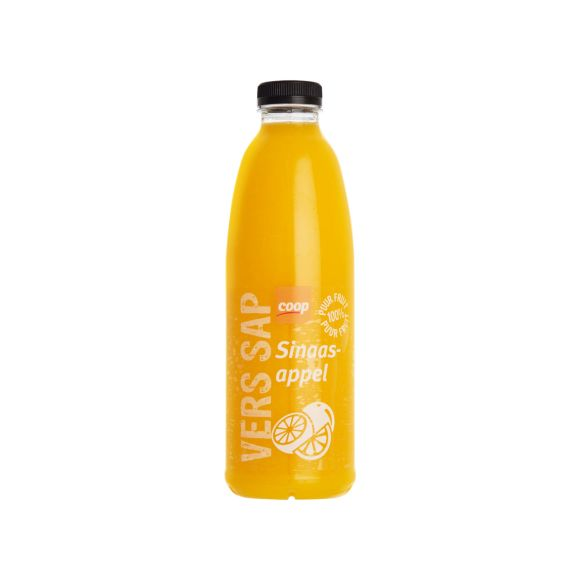 Coop Vers sap sinaasappel fles product photo