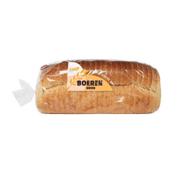 Boeren bruinbrood heel product photo
